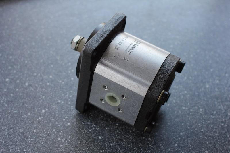 außenzahnradpumpe hydraulik